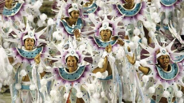 Pregatiri in forta pentru faimosul carnaval din Rio de Janeiro!