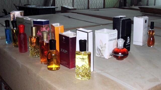 Peste 45 de tone de parfumuri de contrabanda, confiscate in vamile aradene!