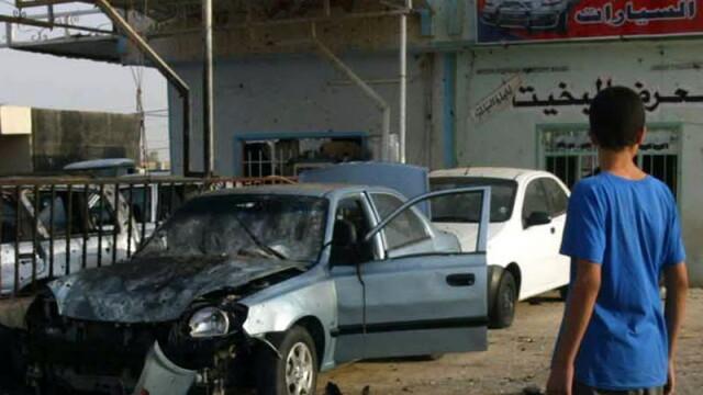 Fotbalist asasinat in Irak