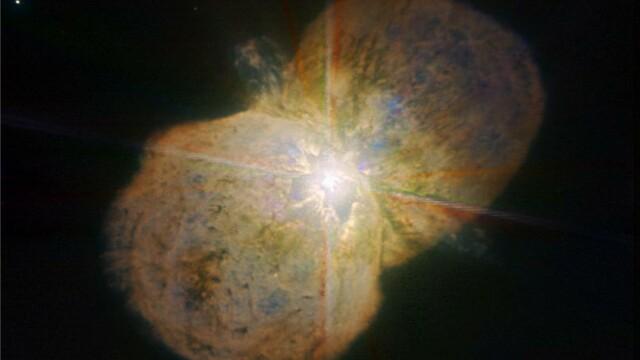 Cea mai puternica explozie din Univers, detectata de astronomi