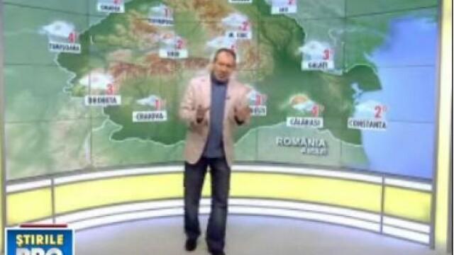 Prognoza meteo pentru Romania si Europa!