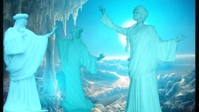 Statuie de gheata