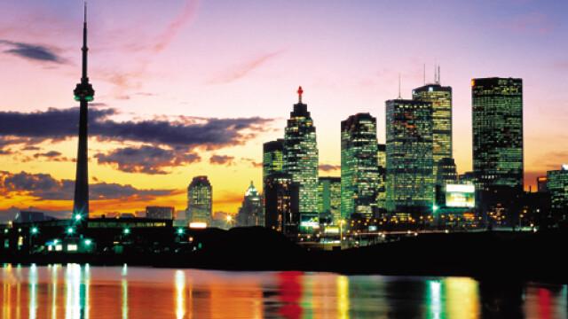 Toronto, Canada, loc patru