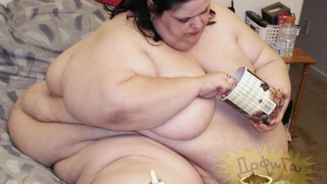 MINTE BOLNAVA! A indopat-o pana a ajuns la sute de kg, ca sa faca sex cu ea - Imaginea 2