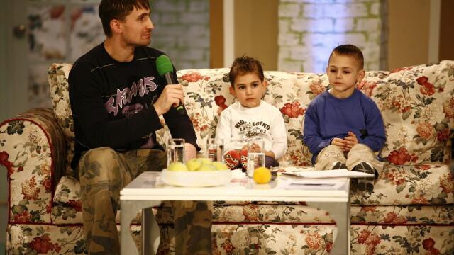 Giuliano Stroe a demonstrat la Happy Hour de ce este cel mai puternic copil - Imaginea 5
