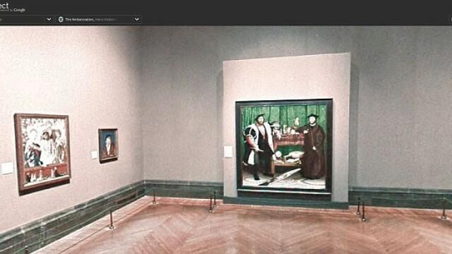Google Art Project. Faci din fotoliu turul celor mai mari muzee din lume - Imaginea 1
