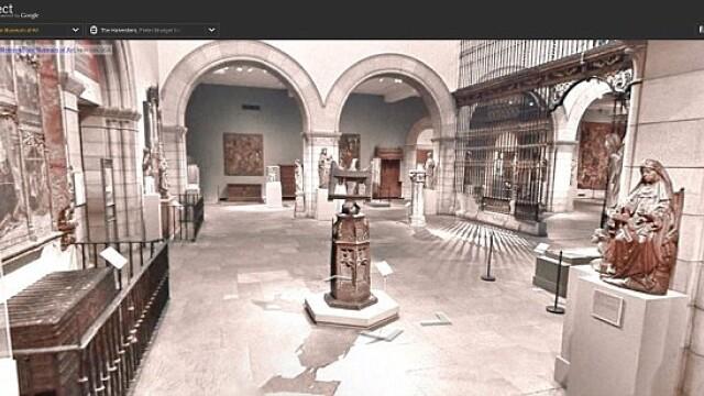 Google Art Project. Faci din fotoliu turul celor mai mari muzee din lume - Imaginea 3