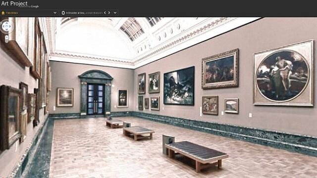 Google Art Project. Faci din fotoliu turul celor mai mari muzee din lume - Imaginea 5
