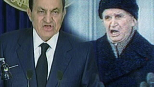 Egiptenii s-au batut cu egiptenii. Zi sangeroasa, din cauza lui Mubarak - Imaginea 5