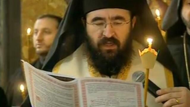 Mii de oameni au participat la inmormantarea IPS Bartolomeu Anania. Video - Imaginea 23
