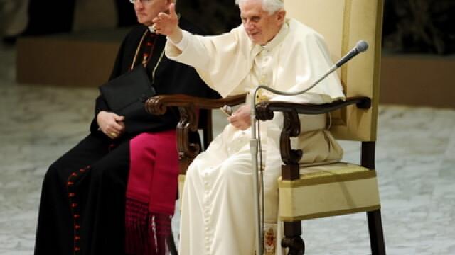 Papa Benedict al XVI-lea