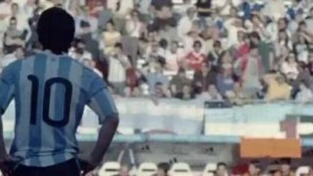 Messi a dat golul carierei pentru Argentina. Video demential