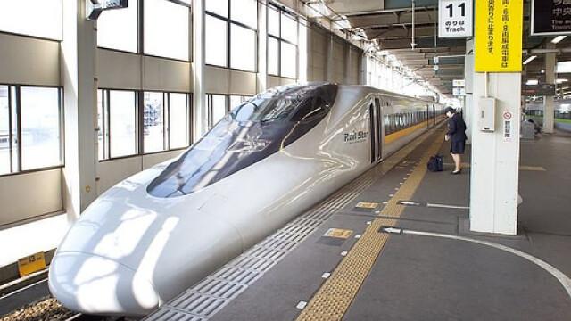 Vezi cum arata cel mai rapid tren din lume. Poate atinge si 500 km/h! FOTO - Imaginea 2
