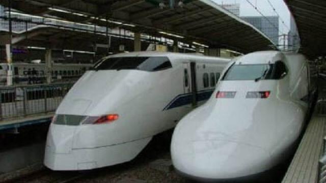 Vezi cum arata cel mai rapid tren din lume. Poate atinge si 500 km/h! FOTO - Imaginea 1