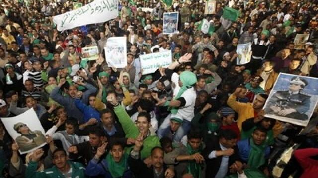 Teroare la Tripoli: