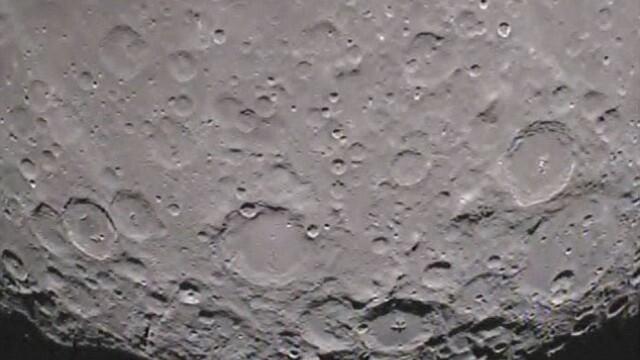 """VIDEO. Imagini NASA in premiera. Cum arata """"partea nevazuta"""" a Lunii"""