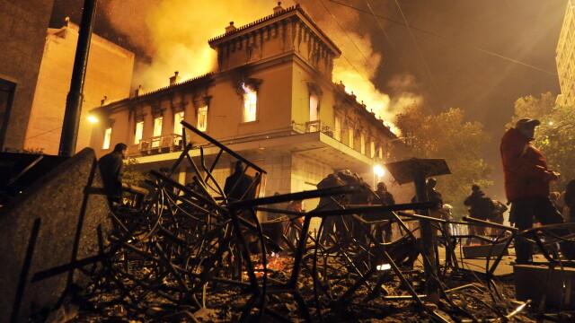 Richard Quest, CNN: Ce legatura exista intre Grecia 2012 si Germania dupa Primul Razboi Mondial