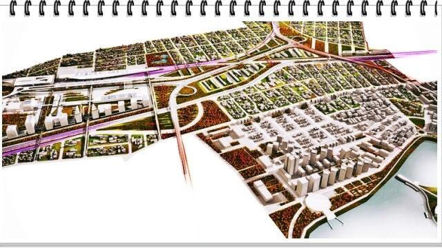 Plimbare virtuala pe Autostrada suspendata. Cum va arata Bucurestiul in 2035. Viziunea