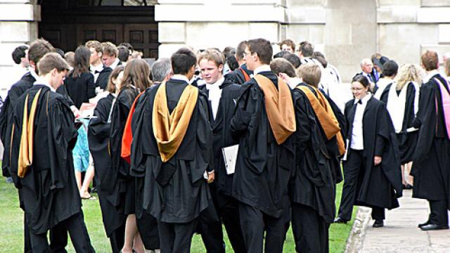 studenti Cambridge