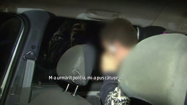 Circ pe sosea cu un politist din Tulcea. Martorii spun ca a baut inainte sa dea peste doi jandarmi