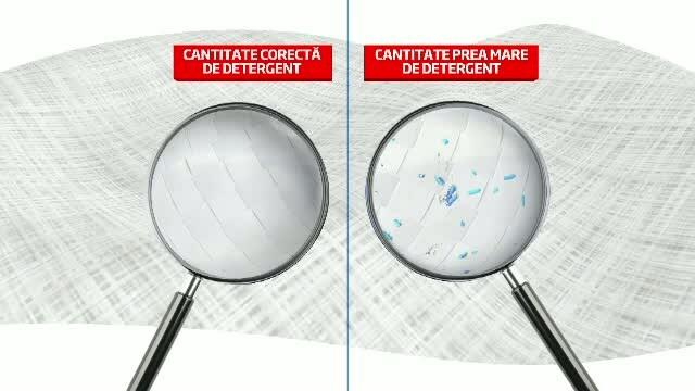 Carton detergent