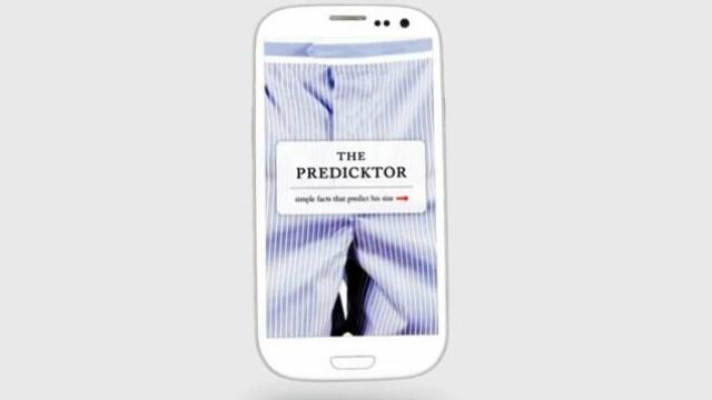 Aplicatia smartphone care ajuta barbatii preocupati de un subiect delicat. Ce poate face Predicktor