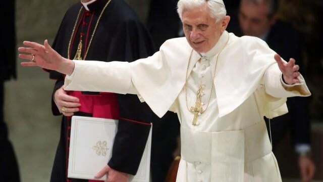 Cine este Papa Benedict al XVI-lea. Viata Suveranului Pontif care nu si-a dorit sa ajunga la Vatican - Imaginea 1