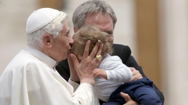 Cine este Papa Benedict al XVI-lea. Viata Suveranului Pontif care nu si-a dorit sa ajunga la Vatican - Imaginea 3