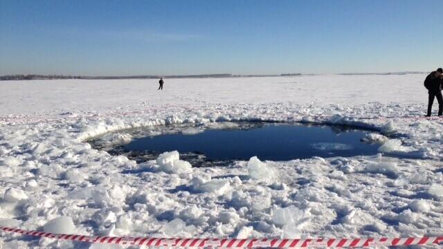 VIDEO. Un meteorit a explodat deasupra Rusiei. Agentia spatiala rusa: