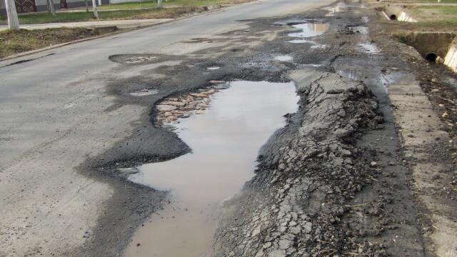 crater strada