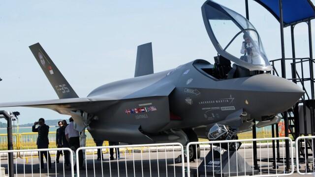 Time Magazine: Programul de inarmare cu avioane de lupta F-35, cel mai scump din istoria omenirii - Imaginea 1