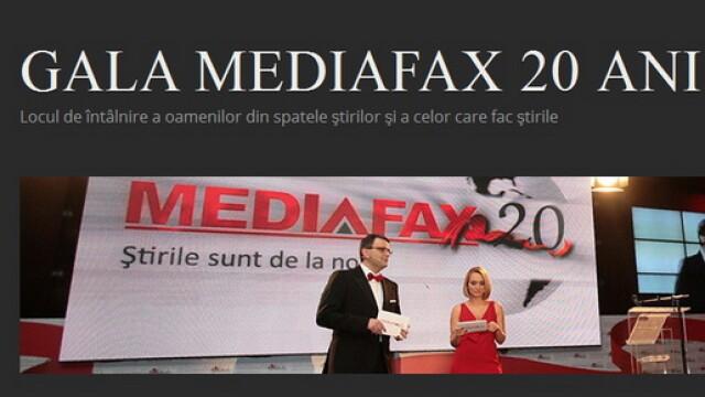 Raed Arafat, Martin Harris, Lucian Boia, Alexandru Tomescu - printre laureatii Galei MEDIAFAX 2013 - Imaginea 1