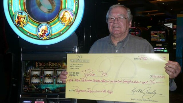 Povestea uimitoare a barbatului care a castigat 7 mil. la cazino, desi nu mai jucase niciodata