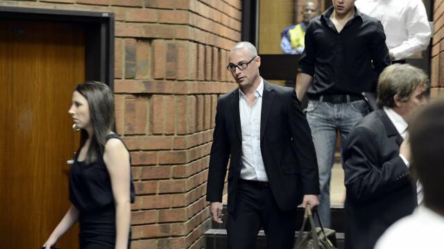 Familia Reevei Steenkamp neaga informatia potrivit careia tanara ar fi fost insarcinata - Imaginea 3