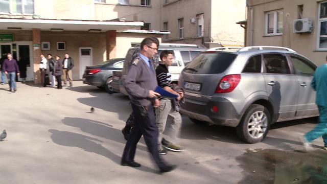 Batut de colegii de celula. Un tanar detinut de la Penitenciarul Timisoara a ajuns la spital