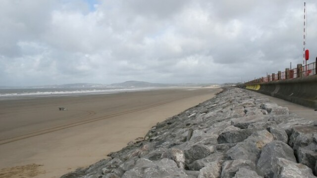 Ce a gasit un barbat pe o plaja din Marea Britanie:\