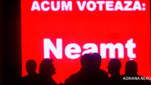 neamt primari vot