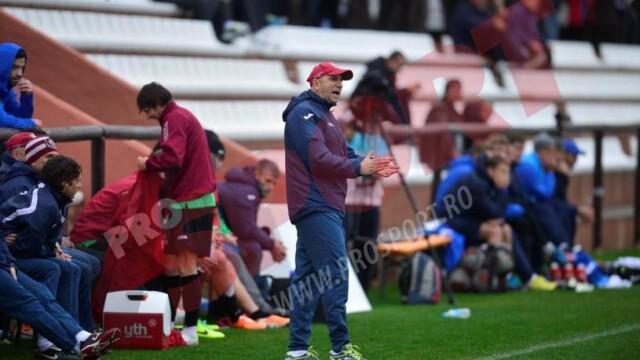 CFR Cluj a invins FC Liubimet, scor 7-0, intr-un meci amical