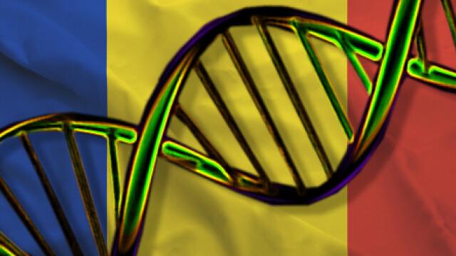 ADN romani istorie