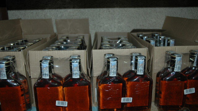 alcool confiscat,