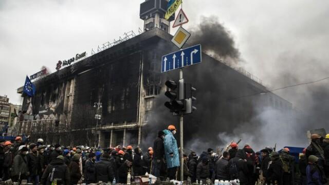 Ucraina are un presedinte interimar: Aleksandr Turcinov. Ce i-a spus Angela Merkel la telefon Iuliei Timosenko - Imaginea 2
