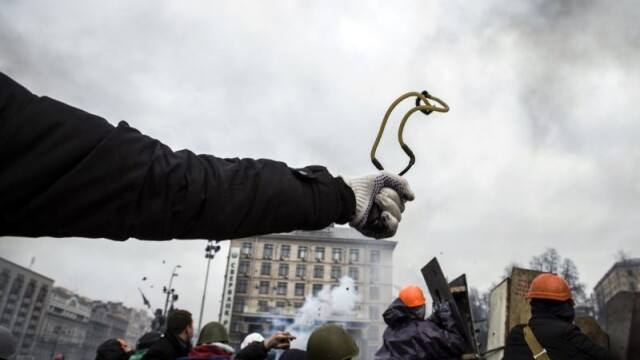 Ucraina are un presedinte interimar: Aleksandr Turcinov. Ce i-a spus Angela Merkel la telefon Iuliei Timosenko - Imaginea 3