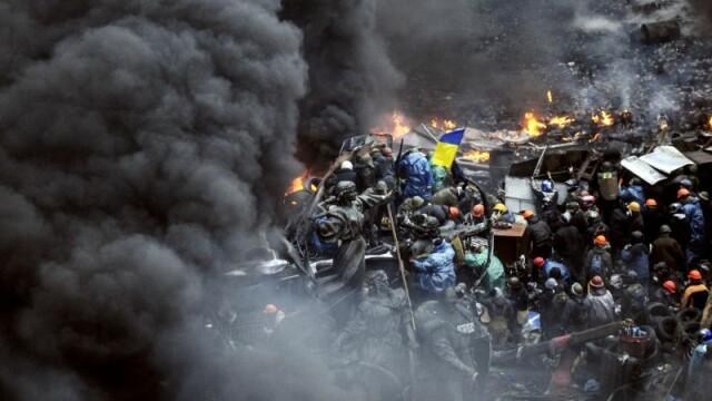 Ucraina are un presedinte interimar: Aleksandr Turcinov. Ce i-a spus Angela Merkel la telefon Iuliei Timosenko - Imaginea 5