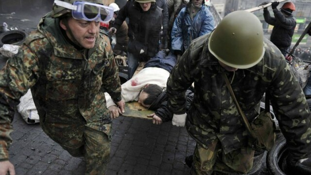 Ucraina are un presedinte interimar: Aleksandr Turcinov. Ce i-a spus Angela Merkel la telefon Iuliei Timosenko - Imaginea 6