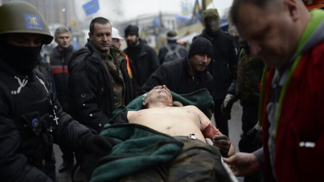 Ucraina are un presedinte interimar: Aleksandr Turcinov. Ce i-a spus Angela Merkel la telefon Iuliei Timosenko - Imaginea 7