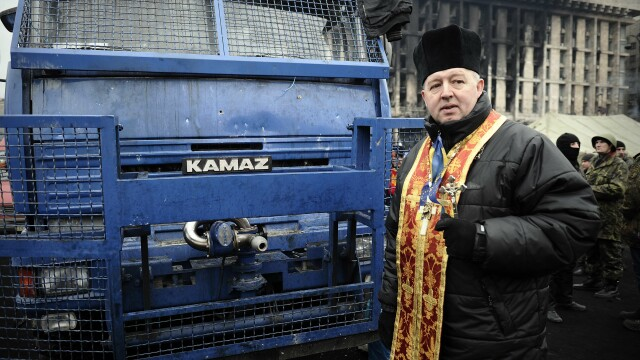 Ucraina are un presedinte interimar: Aleksandr Turcinov. Ce i-a spus Angela Merkel la telefon Iuliei Timosenko - Imaginea 14