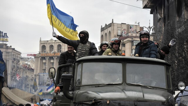 Ucraina are un presedinte interimar: Aleksandr Turcinov. Ce i-a spus Angela Merkel la telefon Iuliei Timosenko - Imaginea 16