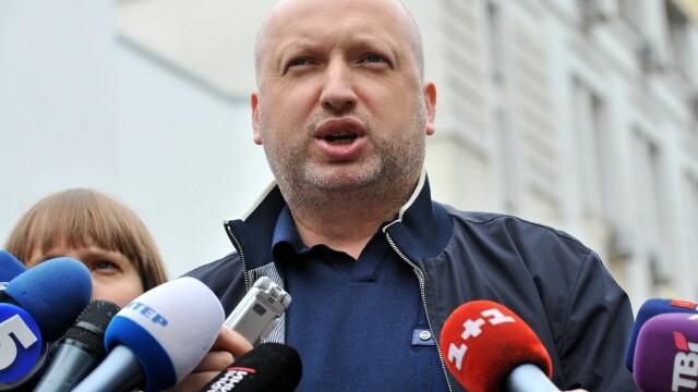 Ucraina are un presedinte interimar: Aleksandr Turcinov. Ce i-a spus Angela Merkel la telefon Iuliei Timosenko - Imaginea 19