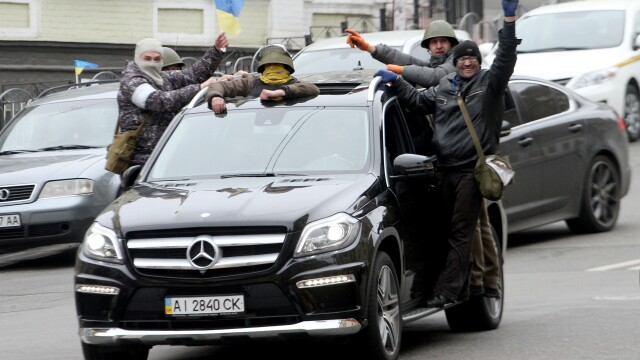 Ucraina are un presedinte interimar: Aleksandr Turcinov. Ce i-a spus Angela Merkel la telefon Iuliei Timosenko - Imaginea 21