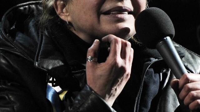 Ucraina are un presedinte interimar: Aleksandr Turcinov. Ce i-a spus Angela Merkel la telefon Iuliei Timosenko - Imaginea 29